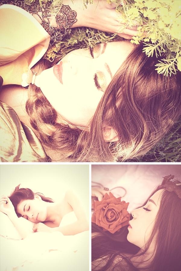 dormir para verse bien
