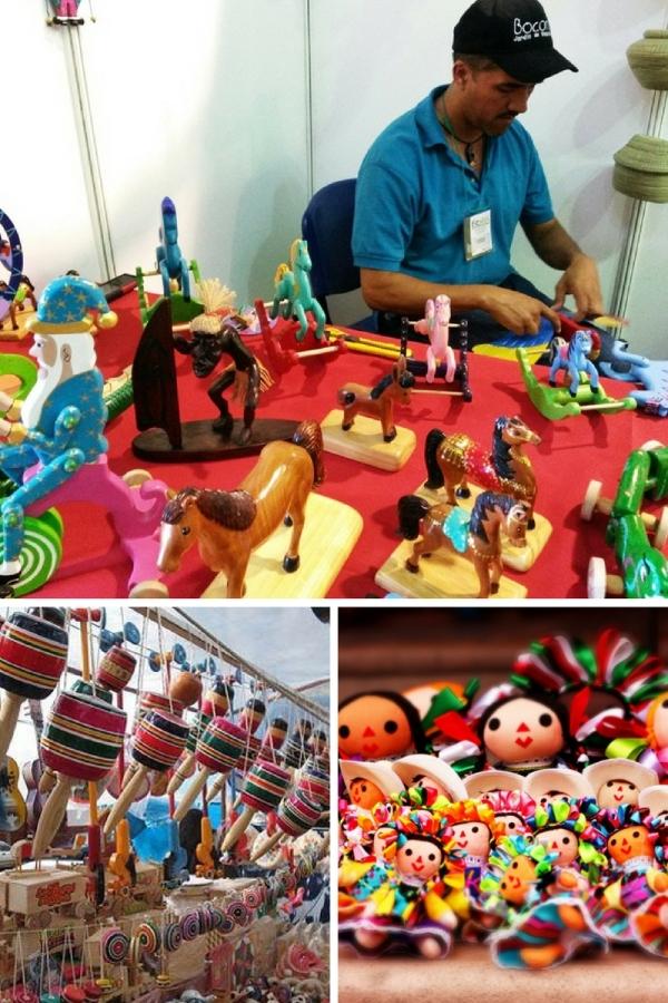 juguetes artesanales